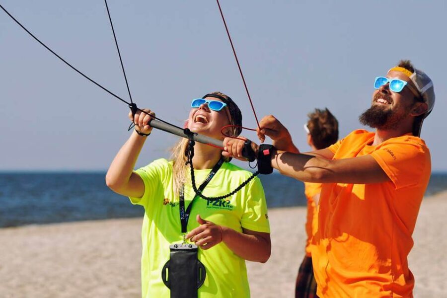 nauka_kitesurfingu