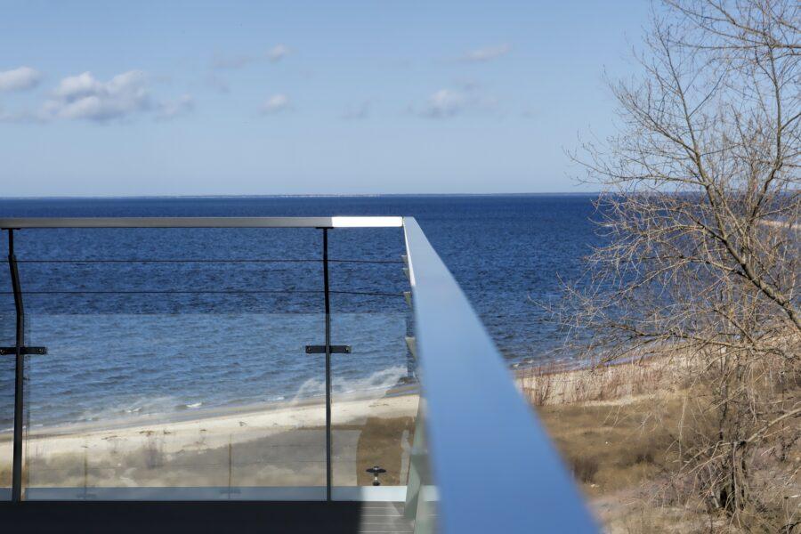 pokoje z widokiem na morze