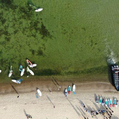 integracja sportowa nad morzem dla pracownikow