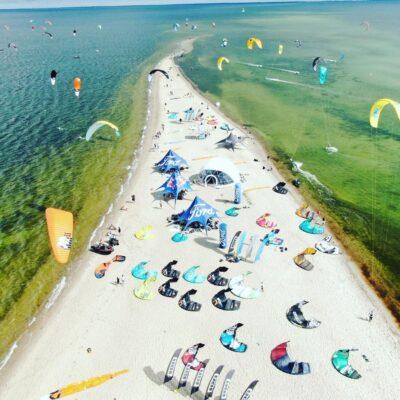 best kitesurfing spot in Poland